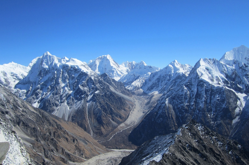 Langtang Valley Trek With Yala Peak