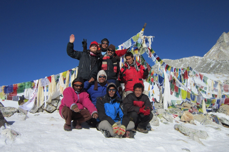 Manaslu -Tsum Valley Trek