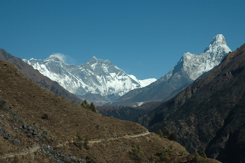 Gokyo, Cho La & Everest Base Camp